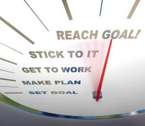 5 steps to Reaching your Goals to Health