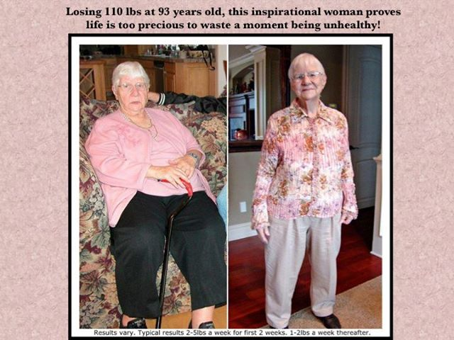 Age does not define Optimal Health