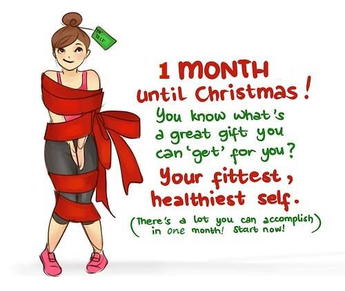 Give yourself the Gift of Health For the Holidays