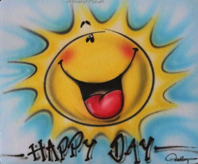 Oh Happy Day!!