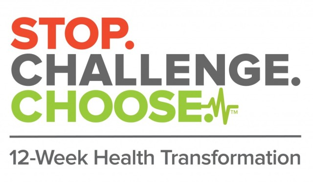 Do you feel sick and tired?   STOP CHALLENGE CHOOSE?